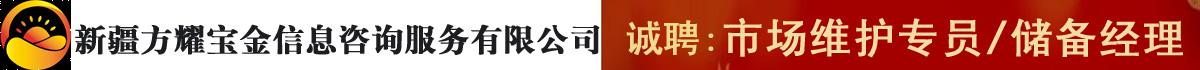 新疆方耀宝金信息咨询服务有限公司